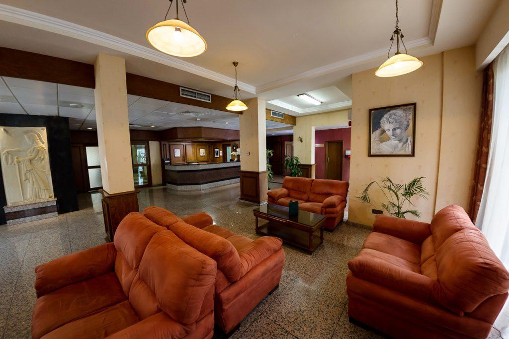 Kapetanios Limassol Hotel -Lobby