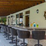 Outdoor Bar - Kapetanios Limassol Hotel