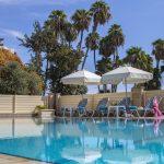 Swimming Pool - Kapetanios Limassol Hotel