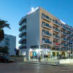 Kapetanios Bay Hotel - Front Face