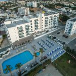 Kapetanios Bay Hotel - Exterior Panoramic View