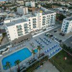 Kapetanios Bay Hotel - Exterior Panoramic View