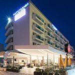 Kapetanios Bay Hotel - Exterior Front Face