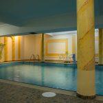 Indoor Swimming Pool - Kapetanios Limassol Hotel