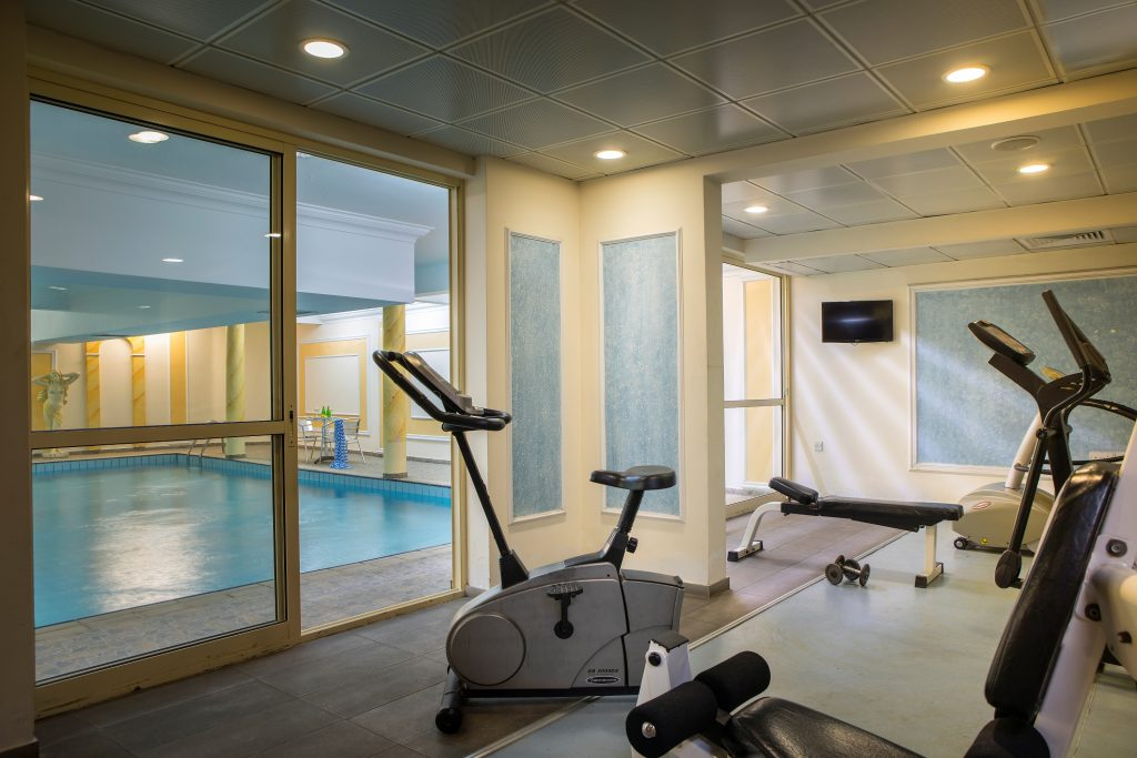 Kapetanios Limassol Hotel - Gym