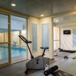 Gym - Kapetanios Limassol Hotel