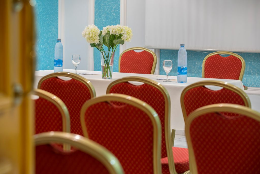 Kapetanios Limassol Hotel - Conference Room