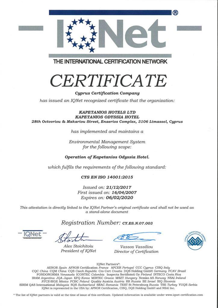 Πιστοποιητικό-IQNET-CYS-EN-ISO-14001{3}2015-(21{2}12{2}2017)-(ID-64542)